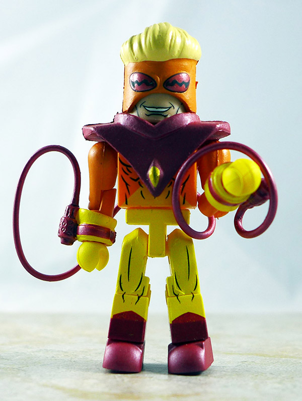 Pyro Partial Loose Minimate (Marvel Wave 60)