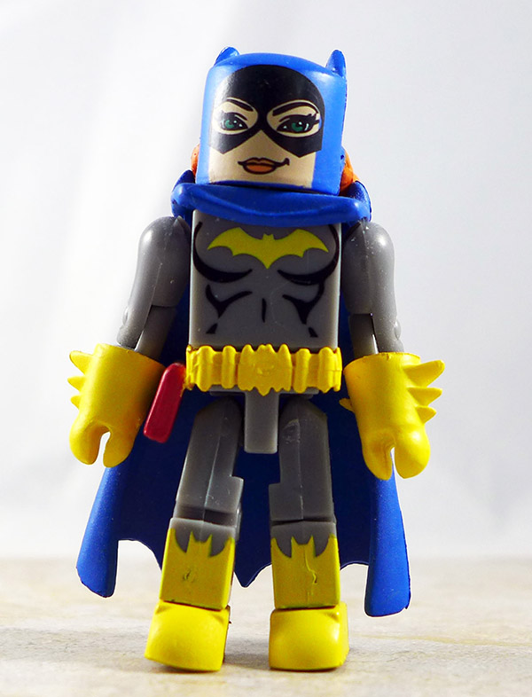 Batgirl Partial Loose Minimate (DC Series 4)