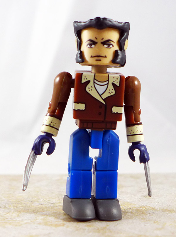 Logan Loose Minimate (Marvel Wave 3)