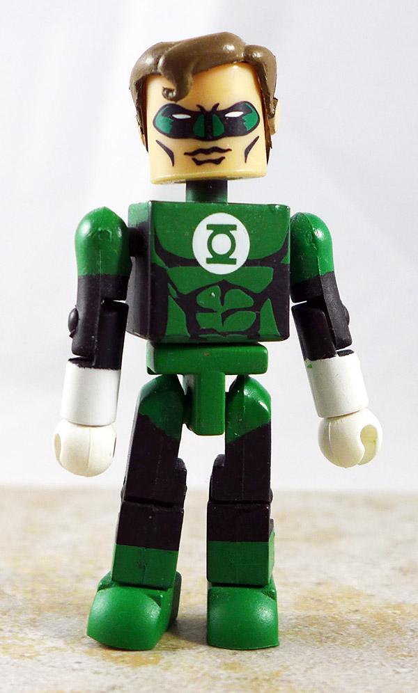 Hal Jordan Partial Loose Minimate (DC Series 1)