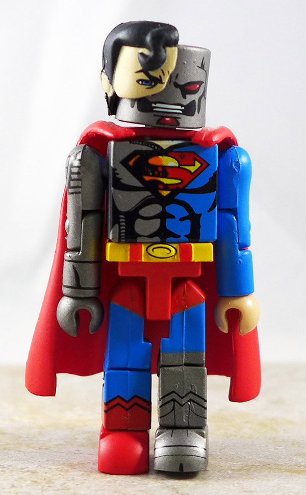 Cyborg (Superman) Loose Minimate (DC Series 4)
