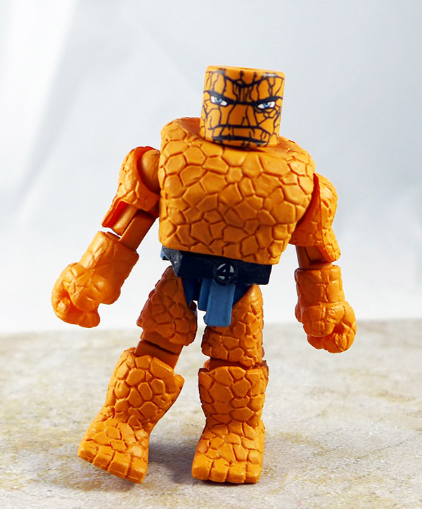 The Thing Partial Loose Minimate (Marvel 'Best Of' Wave 1)