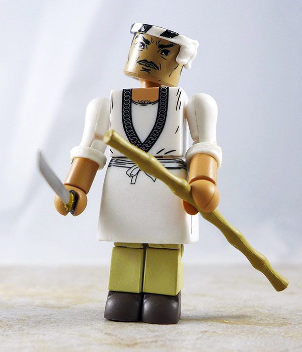 Hattori Hanzo Loose Minimate (Kill Bill Masters of Death Box Set)