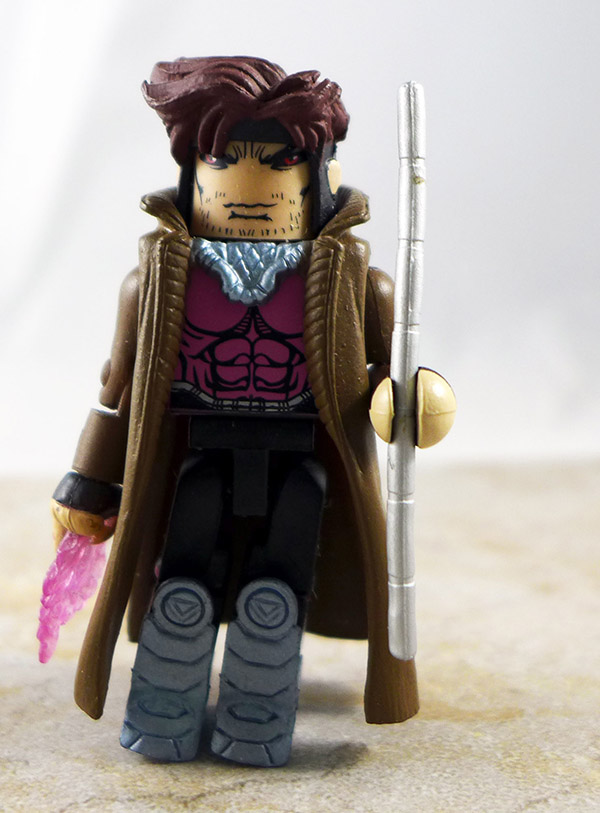 Gambit Partial Loose Minimate (Marvel Wave 28)