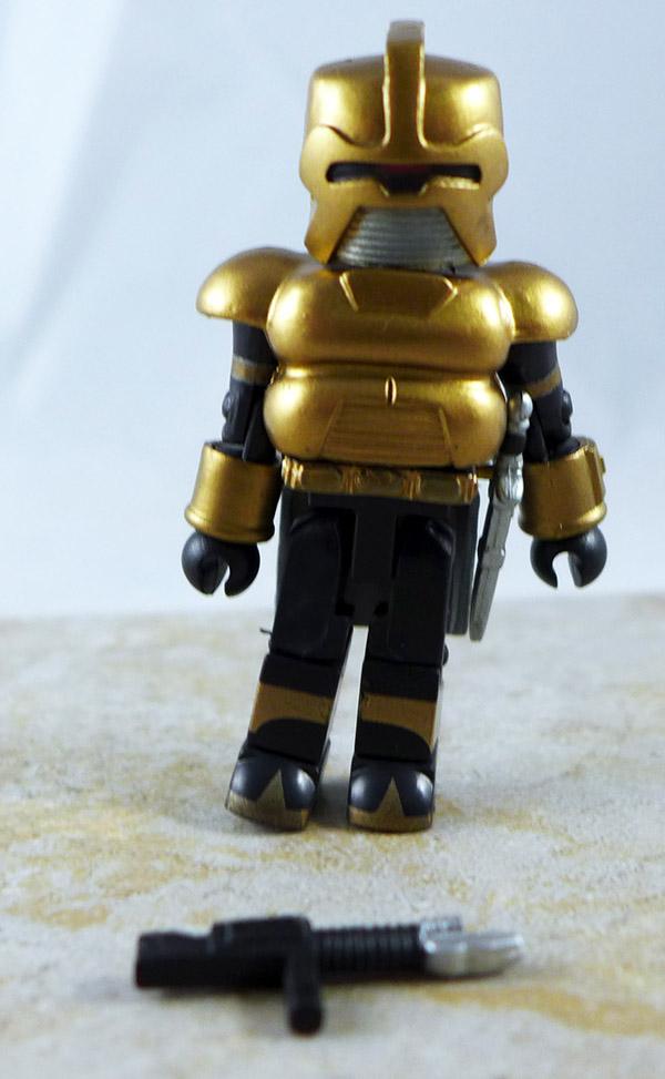 Cylon Command Centurion Loose Minimate (Battlestar Galactica Cylon Empire Box Set)