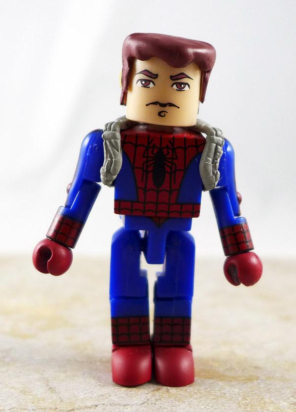 Unmasked Spider-Man Loose Minimate (Marvel Wave 4)