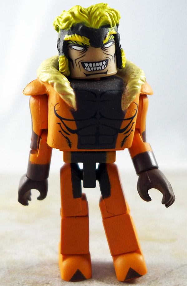 Sabretooth Loose Minimate (Marvel 'Best Of' Wave 1)