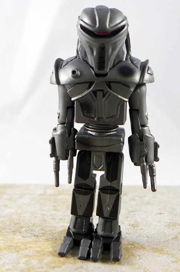 Battle Damaged Cylon Loose Minimate (Battlestar Galactica Modern Cylon Box Set)