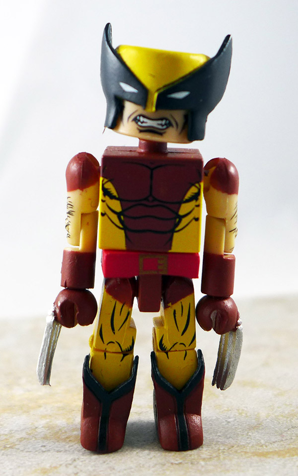 Wolverine Partial Loose Minimate (Marvel Wave 47))