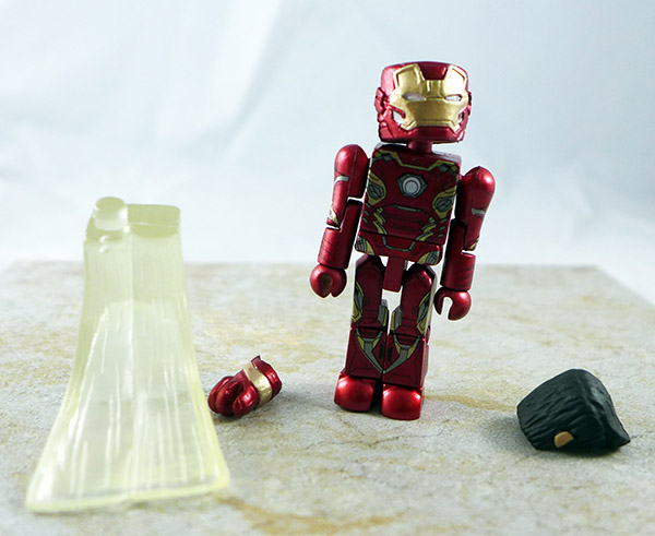 Iron Man Mark 45 Loose Minimate (Marvel Avengers Age of Ultron Box Set)