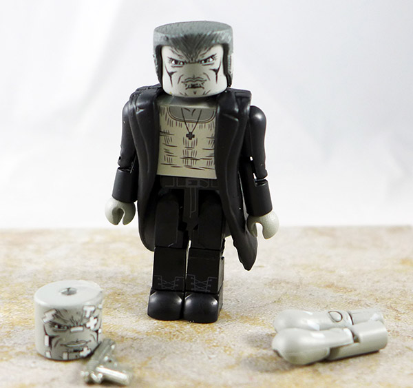 Marv Loose Minimate (Sin City: The Hard Goodbye Series 2 Box Set)