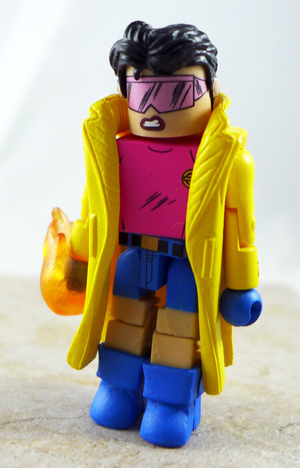 Jubilee Partial Loose Minimate (Marvel The Uncanny X-Men Box Set)