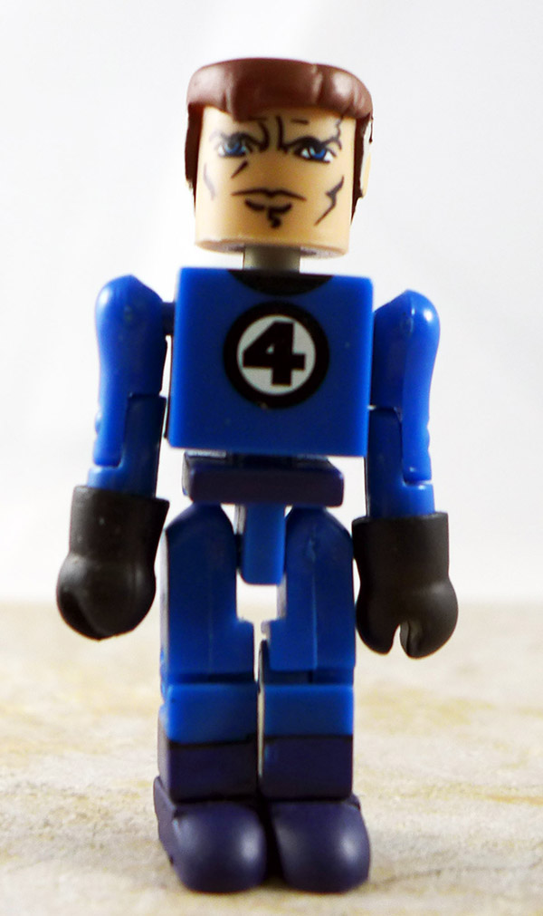 Mr. Fantastic Partial Loose Minimate (Marvel Wave 8)