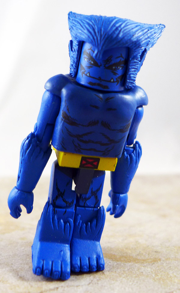 90s Beast Partial Loose Minimate (Marvel Wave 34)