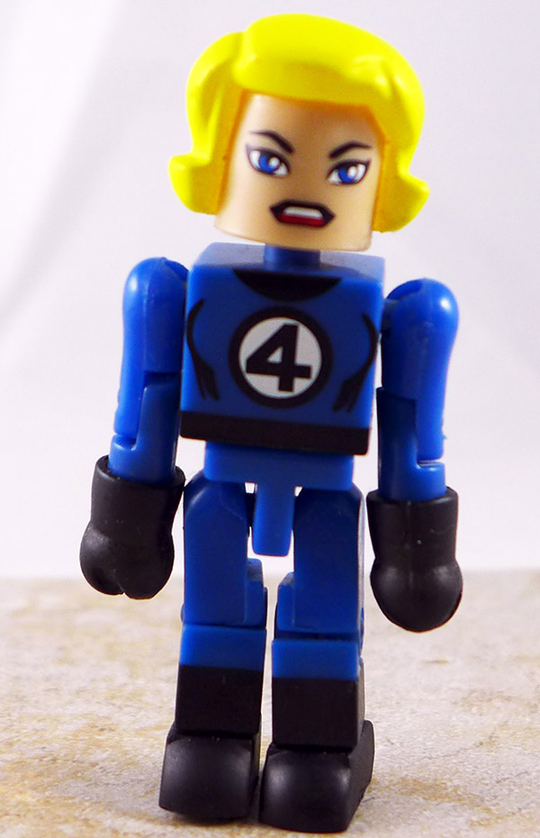 Susan Richards Partial Loose Minimate (Marvel Wave 8)