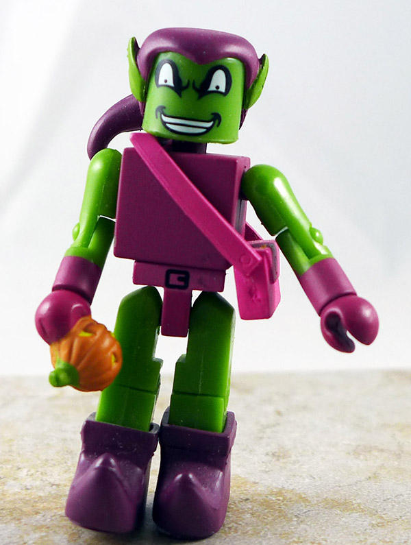 Classic Green Goblin Loose Minimate (Marvel Wave 2)