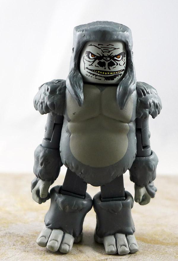 Gorilla Grodd Partial Loose Minimate (DC Series 7)