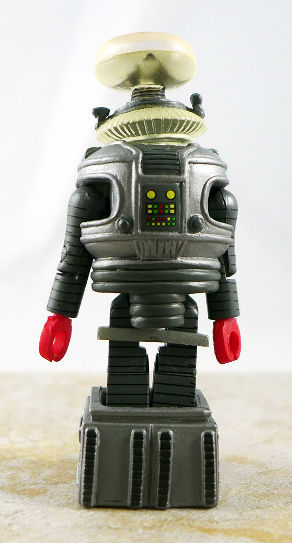 Robot B-9 Loose MInimate (Lost in Space Two Packs)
