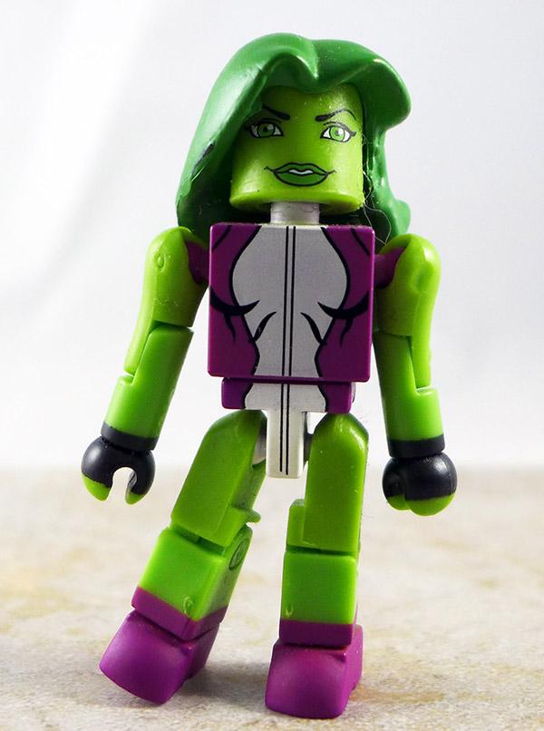 She-Hulk Loose Minimate (Marvel Wave 16)