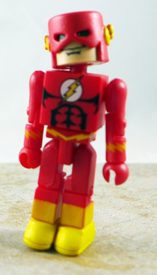 The Flash Partial Loose Minimate (DC Series 7)