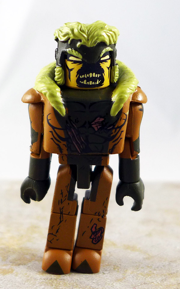 Zombie Sabretooth Loose Minimate (Marvel Villain Zombies 2 Box Set)