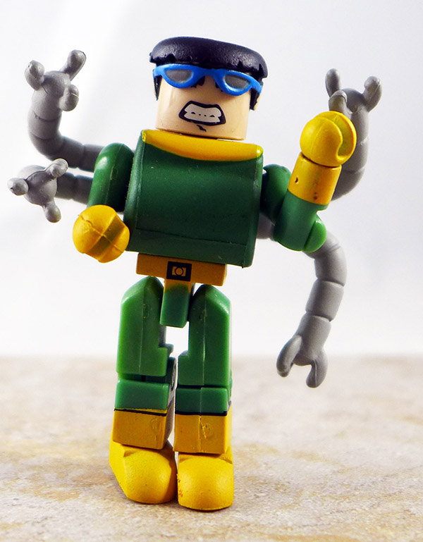 Dr. Octopus Loose Minimate (Marvel Wave 4)
