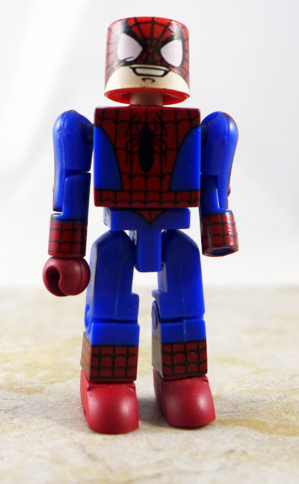 Masked Spider-Man Partial Loose Minimate (Marvel Wave 4)