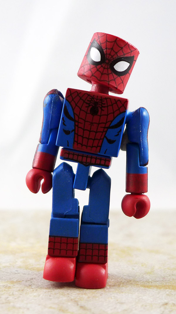 Spider-Man Partial Loose Minimate (Marvel 'Best Of