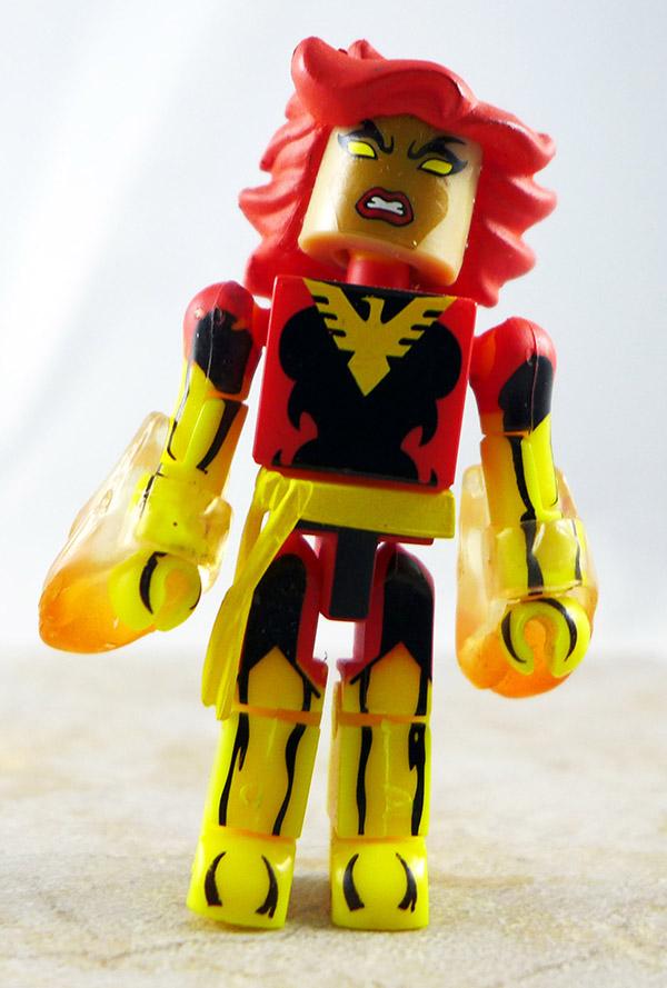 Dark Phoenix Loose Minimate (Marvel Exclusive Two Packs)