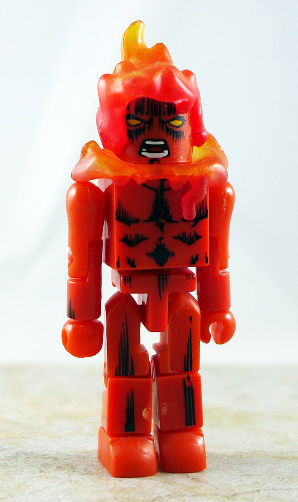 Torch Partial Loose Minimate (Marvel Wave 8)