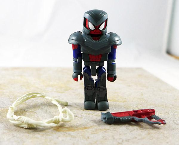 SHIELD Armor Spider-Man Loose Minimate (Marvel Walgreens Wave 2.5)