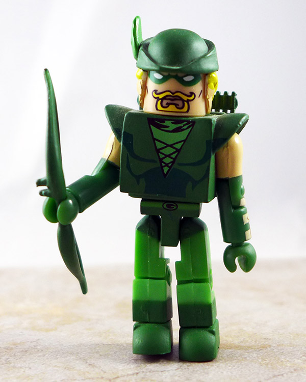 Green Arrow Partial Loose Minimate (DC Series 3)