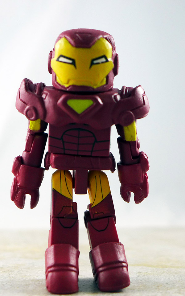 Iron Man MK 29 Partial Loose Minimate (Marvel 'Best Of