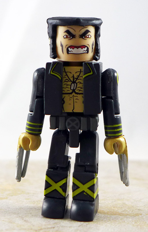Wolverine Loose Minimate (Darktide DVD Set)