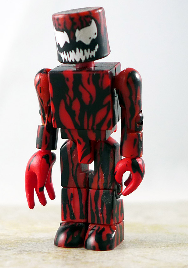 Carnage Partial Loose Minimate (Marvel Wave 2)