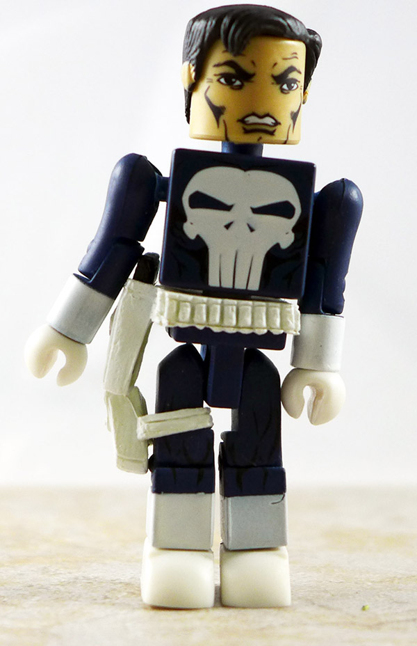 Punisher Partial Loose Minimate (Marvel 'Best Of' Wave 2)