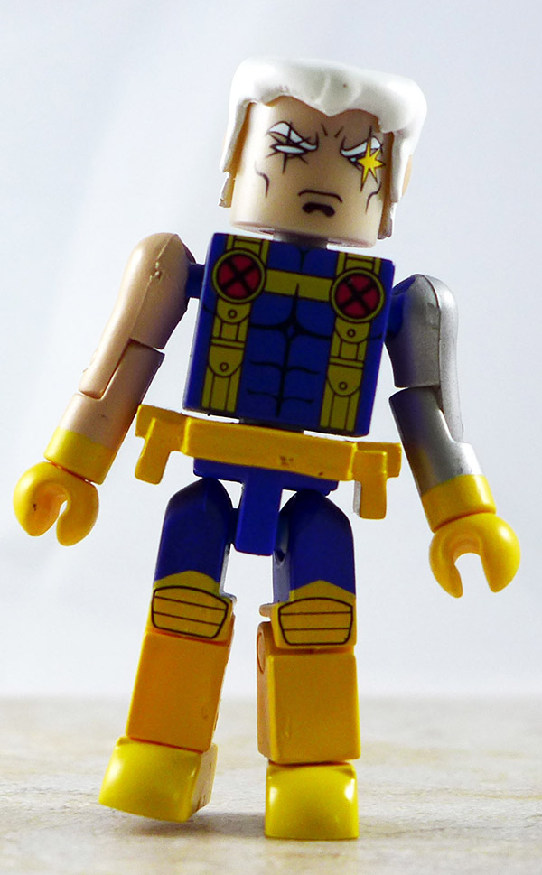 Cable Partial Loose Minimate (Marvel Wave 11)