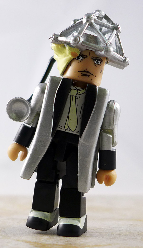 Inventor Doc Brown Partial Loose Minimate (Back to the Future Return to Hill Valley Box Set)