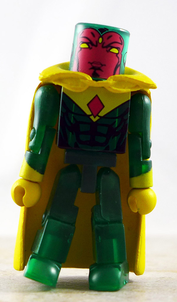 Vision 2.0 Loose Minimate (Marvel Wave 20)