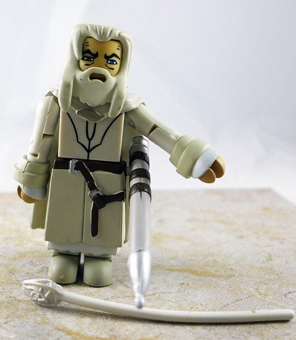 Gandalf the White Loose Minimate (Lord of the Rings Box Set)