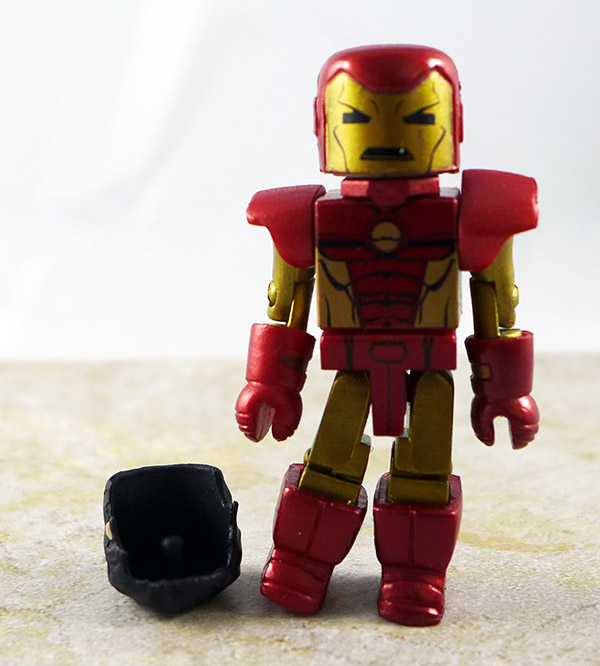 Neo-Classic Iron Man Partial Loose Minimate (Marvel Wave 36)
