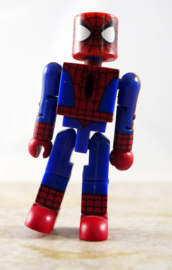 Spider-Man Partial Loose Minimate (Marvel Wave 2)