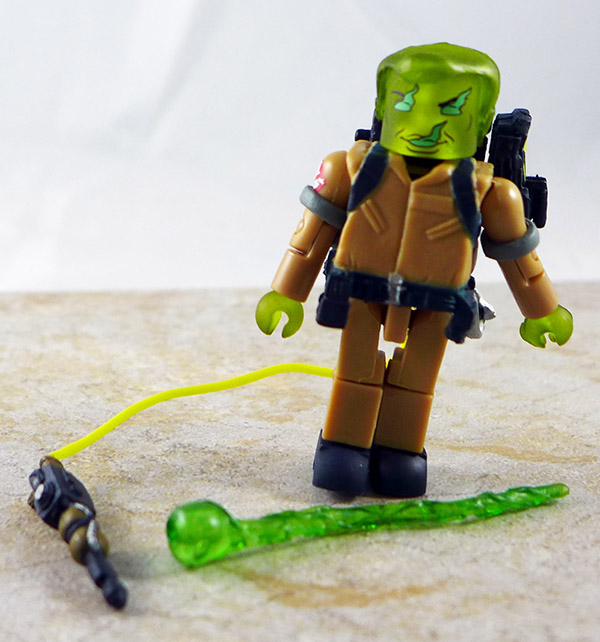 Spectral Winston Zeddemore Loose Minimate (Spectral Ghostbusters Box Set)