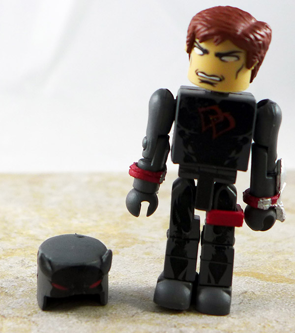 Evil Daredevil Partial Loose Minimate (Marvel Wave 38)