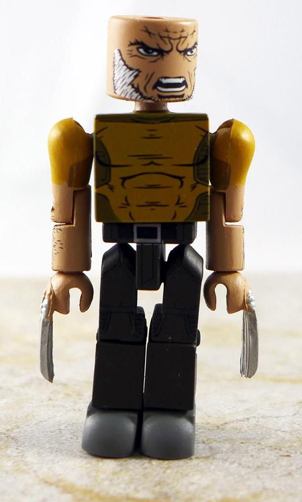 Old Man Logan Partial Loose Minimate (Marvel Now Blind Bag)