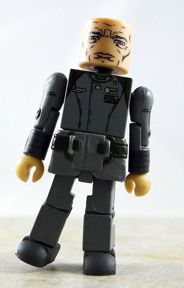 Jacob Keyes Partial Loose Minimate (Halo Series 4 Box Set)