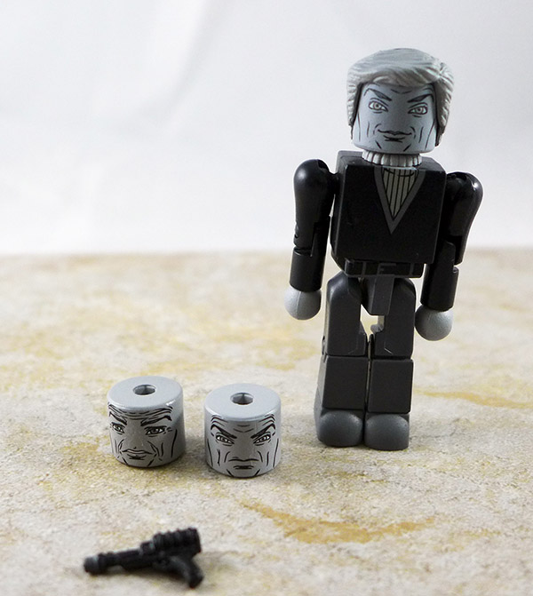 Dr. Zachary Smith Loose Minimate (Lost In Space SDCC 2013 Previews Exclusive Two Pack)