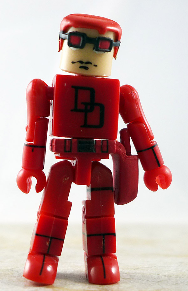 Unmasked Daredevil Loose Minimate (Marvel Wave 4)