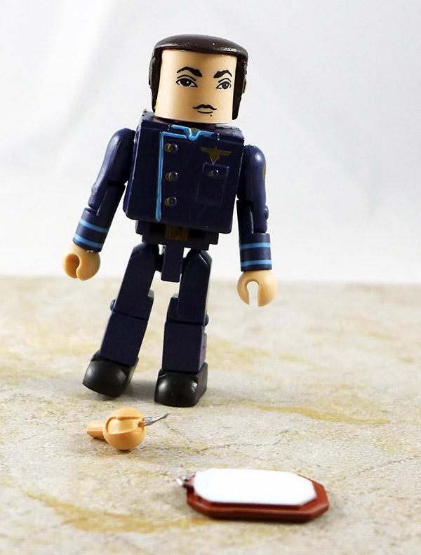 Lieutenant Felix Gaeta Loose Minimate (Battlestar Galactica Wave 4)