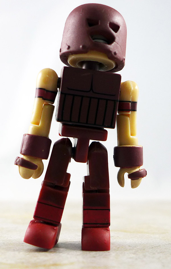 Juggernaut Partial Loose Minimate (Marvel Wave 5)